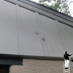 Unsightly Siding Stains