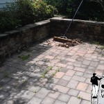 Stone Patio Powerwashing Contractor