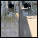 Brigantine Porch Power Washing