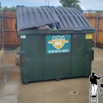 Dumpster Pressure Washing