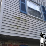 Vinyl Siding Pressure Washing