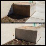 Concrete Pressure Washing