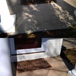 Front Porch Patio Before & After