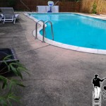 Pool Pressure Washing