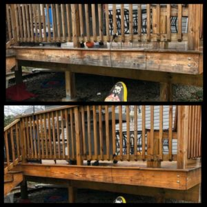 Deck Washing 101